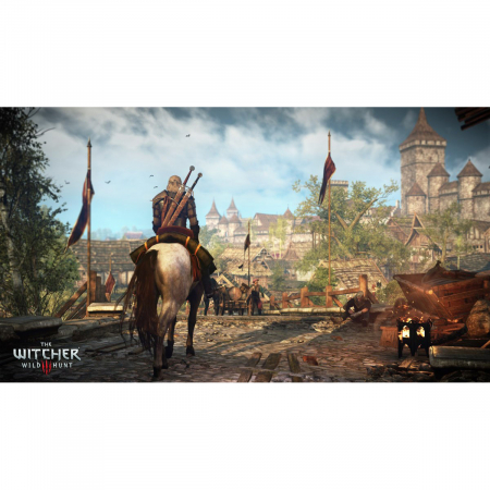 Joc The Witcher 3: Wild Hunt Editie Day 1 pentru PC8