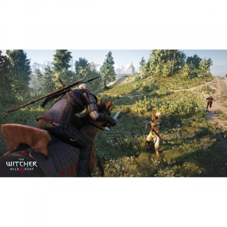 Joc The Witcher 3: Wild Hunt Editie Day 1 pentru PC3