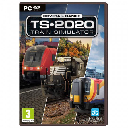 Joc Train Simulator 2020 Pc0