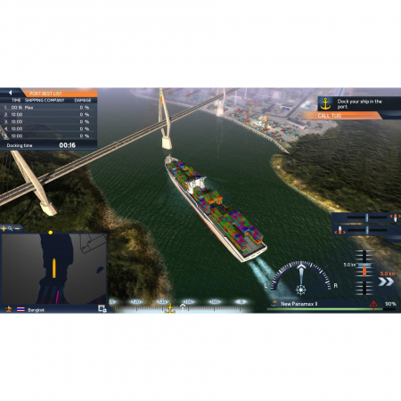 Joc TransOcean The Shipping Company Steam Key Global PC (Cod Activare Instant)1
