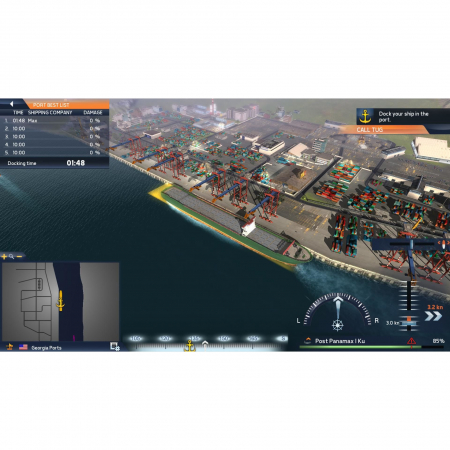 Joc TransOcean The Shipping Company Steam Key Global PC (Cod Activare Instant)3