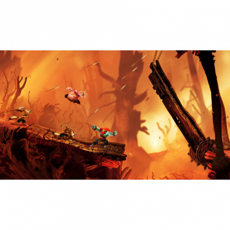 Joc Unruly Heroes Steam Key Global PC (Cod Activare Instant)2