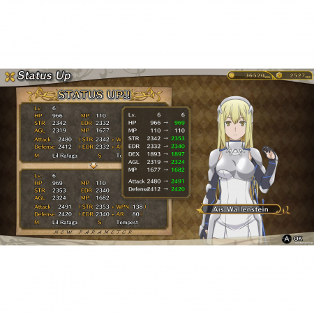 Joc Wrong to Pick Up Girls in a Dungeon Infinite Combate pentru PlayStation 41