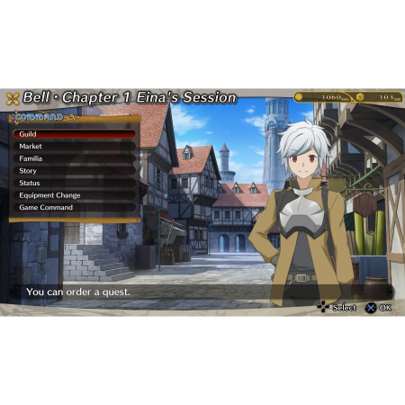 Joc Wrong to Pick Up Girls in a Dungeon Infinite Combate pentru PlayStation 42