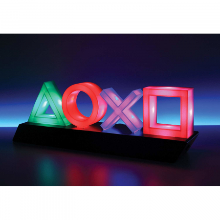 Lampa PlayStation Icon Lights1