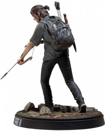 Statueta Ellie with bow, The Last of Us Part II, 20 cm2