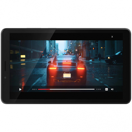 "Tableta Lenovo Tab M7, Quad-Core, 7"", 1GB RAM, 16GB, 4G, Onyx Black0"