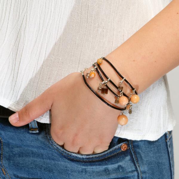 L01(M) Brătară multifuncțională pentru mână, gleznă, colier 1