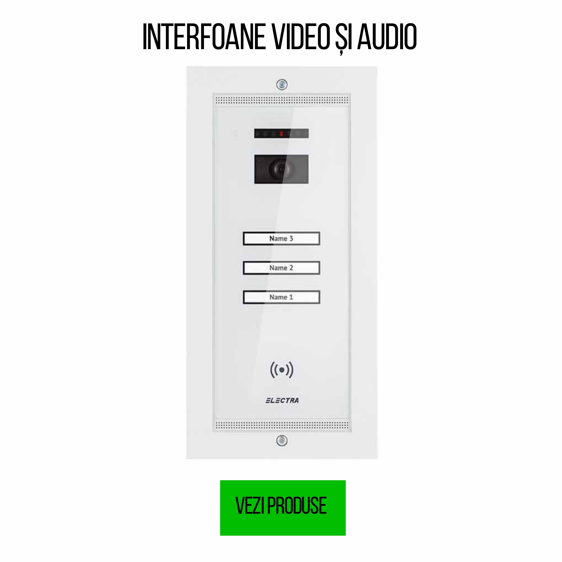 Interfoane video si audio