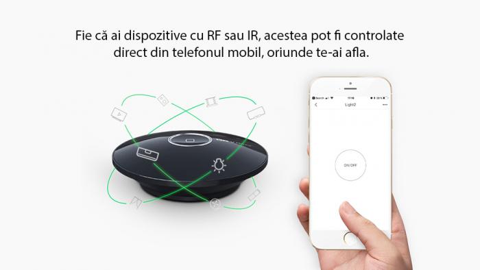 Hub inteligent cu functie de Telecomanda universala, Hub Allone Pro Orvibo [1]