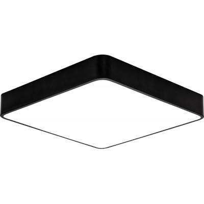 Plafoniera LED 45W cu Telecomanda [0]