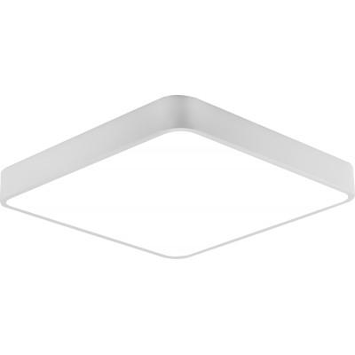 Plafoniera LED 45W  Alb [0]