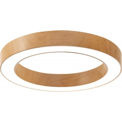 Plafoniera LED Susp. 36W Lemn [1]