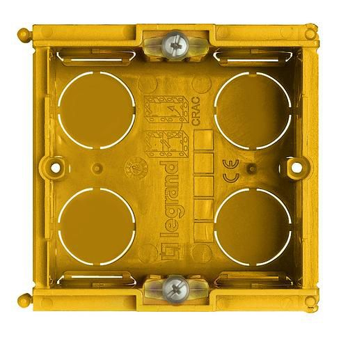 Doza montaj ingropat bticino 2M/ 3M/ 4M/ 6M [0]