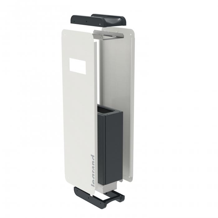 Pedestal Legrand pentru fixarea statiilor de incarcare metalice la sol Green'up Premium - 059054 [0]