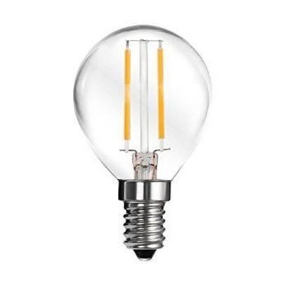 BEC LED FILAMENT TRANSP 4W 400LM 3000K P45 E14 [0]