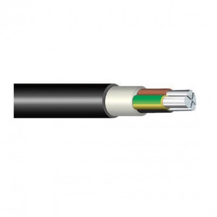Cablu armat din aluminiu ACYABY 4x10mm (tambur) [0]