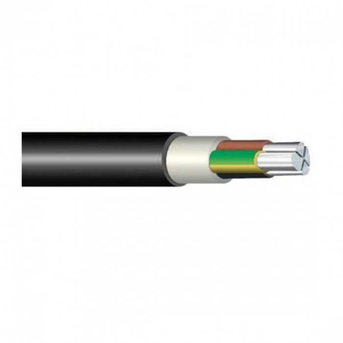 Cablu armat din aluminiu ACYABY 3x240mm+120 [0]