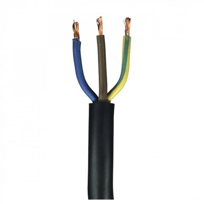 Cablu electric flexibil din cupru (cauciucat) MCCG 3x4mm [1]