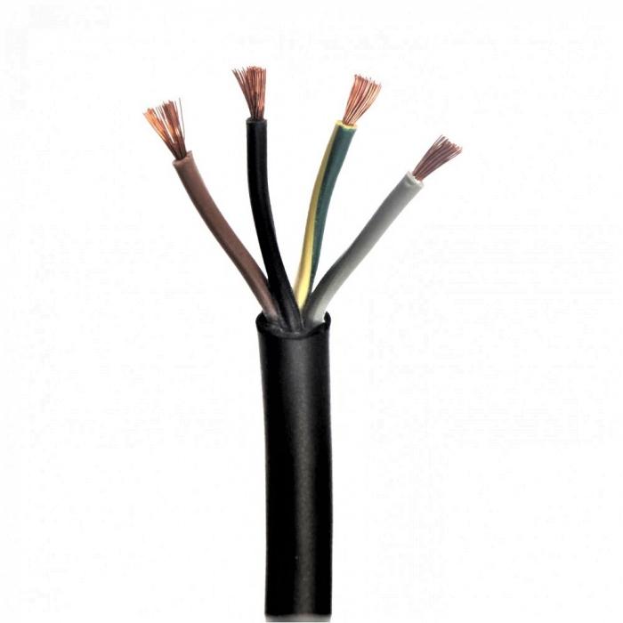 Cablu electric flexibil din cupru (cauciucat) MCCG 4x6mm [1]