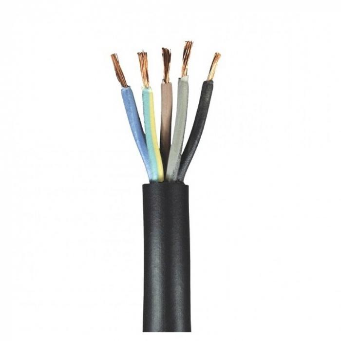 Cablu electric flexibil din cupru (cauciucat) MCCG 5x2.5mm [1]