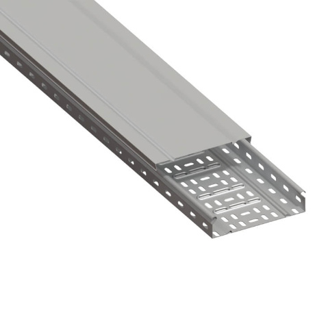 Capac jgheab metalic 50x13x0.60mm [1]