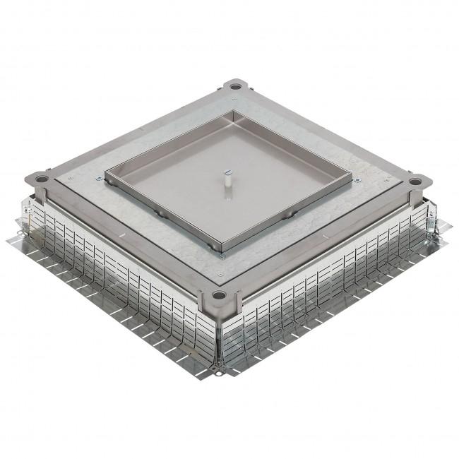 Capac si Rama IP66 Pentru toate tipurile de pardoseala fara iesire cabluri pentru Doza [0]