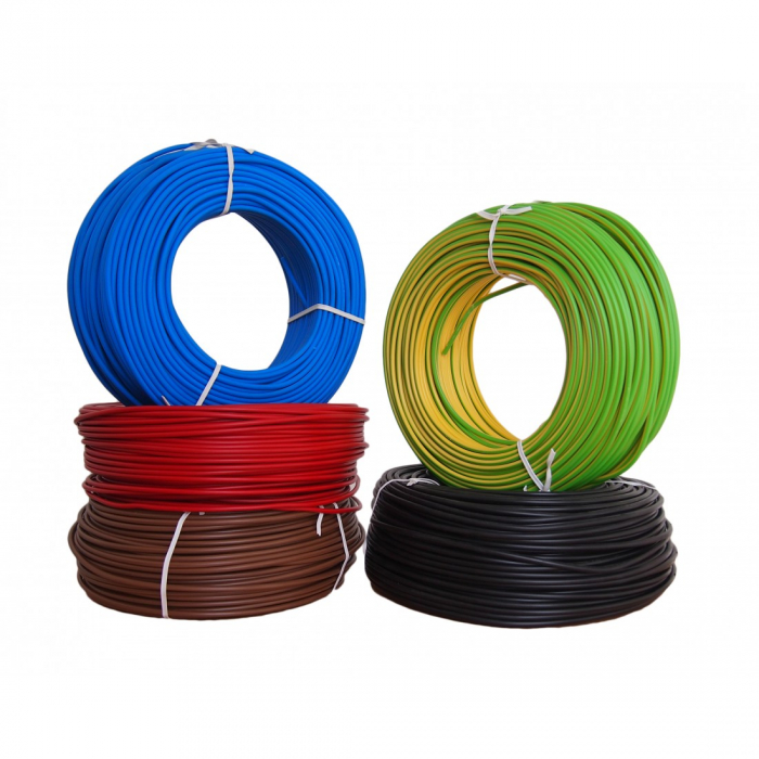 Conductor electric FY 6mm - rola 100m [0]