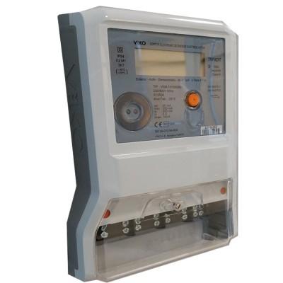 Contor Monofazic pe Sina Digital 380VAC Viko [0]
