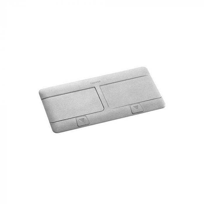 Doza Pop-Up 8 (2X4) module Aluminiu mat [0]