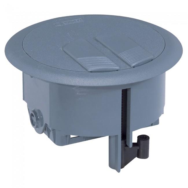 Doza tehnica Pardoseala Rotunda 3 module d.85mm [0]