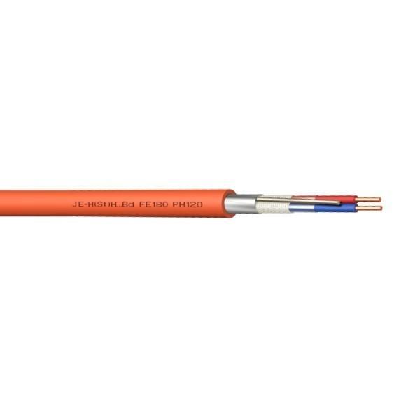 Cablu incendiu E30 / E90 JHSTH 2x2x0.8 [0]