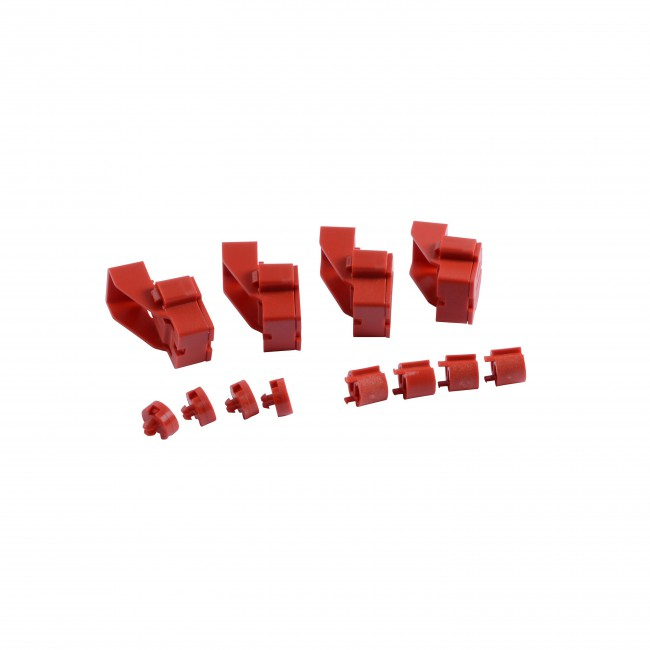 Kit fixare aditionala Cadru Doza Pardos Standard Universala, contine 4 unit. [0]