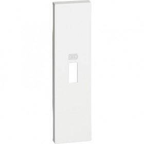 Tasta / Capac pentru priza USB K4285C1 Bticino Living NOW Alb KW10C / Negru KG10C / Nisip KM10C [2]