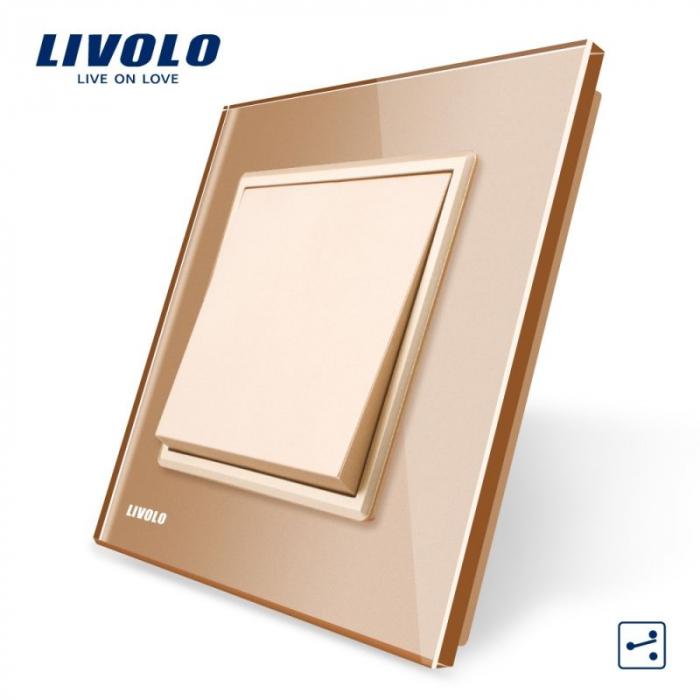 Întrerupător mecanic simplu LIVOLO [2]