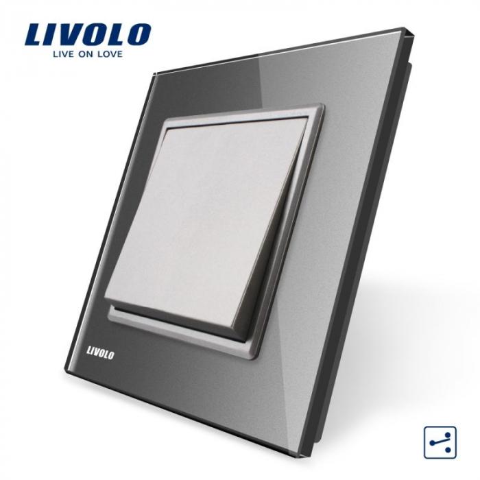 Întrerupător mecanic simplu LIVOLO [3]