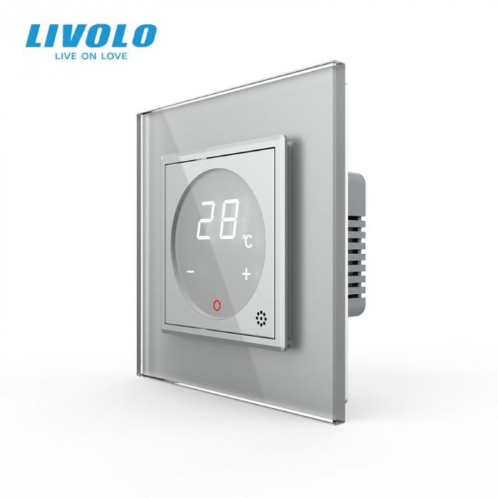 Termostat pentru sistem de incalzire electrica [2]