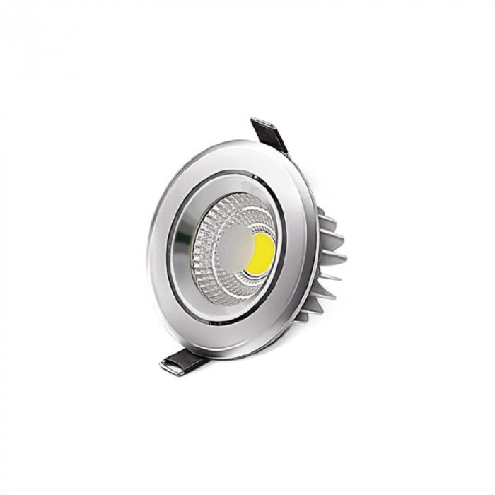 SPOT LED ROTUND 5W IP44 [0]
