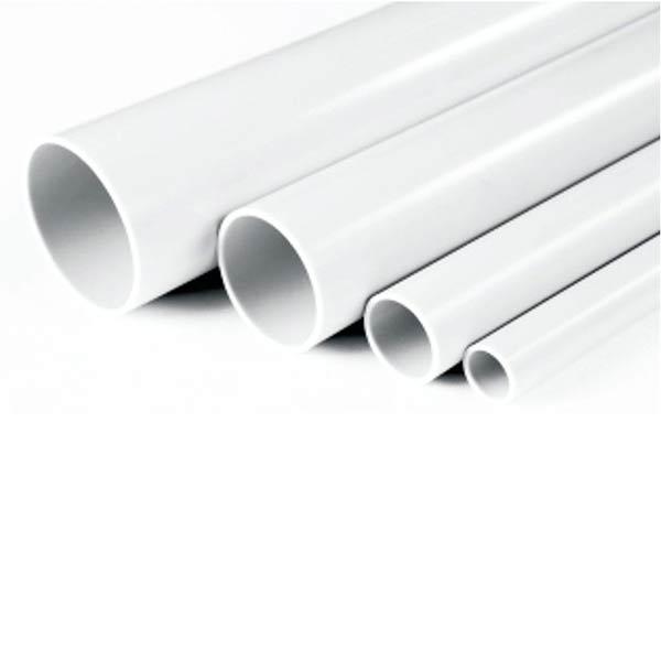 Tub rigid PVC 25 mm [0]