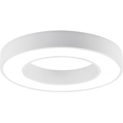 Plafoniera LED Susp. 45W Alb [1]