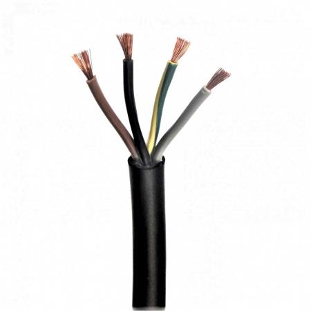Cablu electric flexibil din cupru (cauciucat) MCCG 4x4mm [1]
