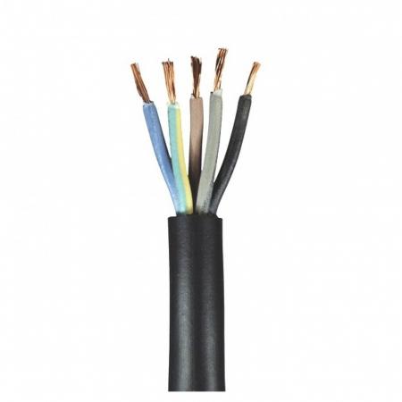Cablu electric flexibil din cupru (cauciucat) MCCG 5x4mm [1]