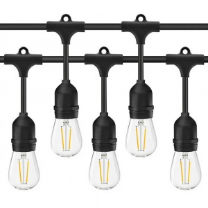 Ghirlanda Luminoasa Interconectabila/ E27 - Lungime 10 m [0]