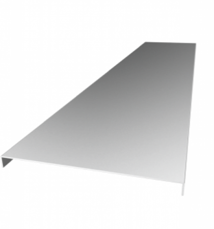 Capac jgheab metalic 300x13x0.60mm [0]
