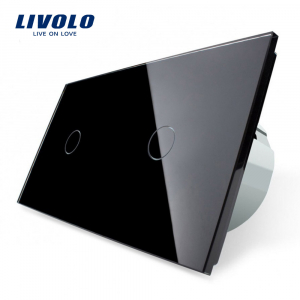 Intrerupator Simplu + Simplu Dimabil Touch [2]