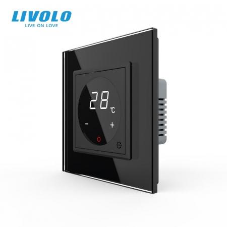Termostat pentru sistem de incalzire electrica [0]