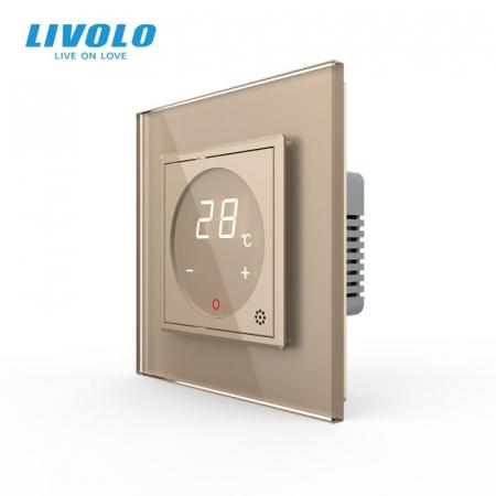 Termostat pentru sistem de incalzire electrica [1]