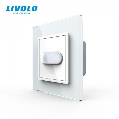 Intrerupator cu senzor de prezenta / miscare PIR LIVOLO [3]