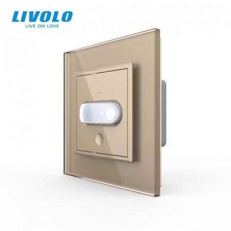 Intrerupator cu senzor de prezenta / miscare PIR LIVOLO [2]