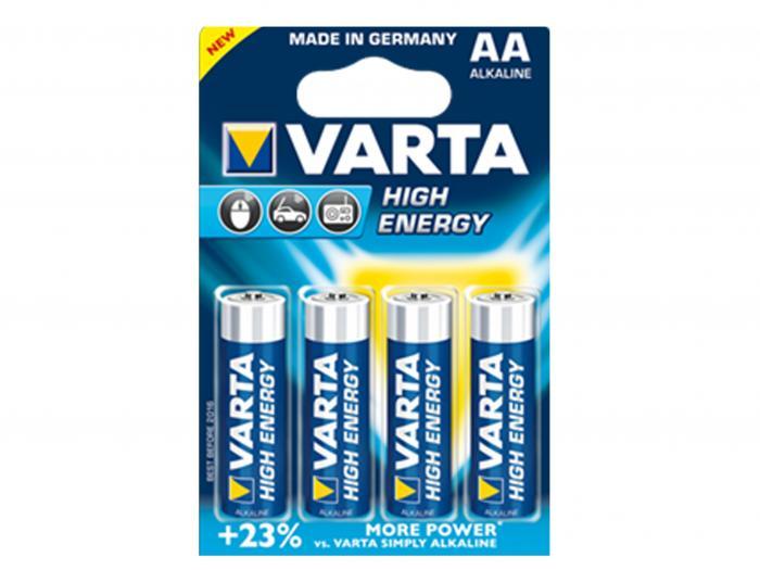 Baterie Varta alcalina LR6-1,5V 0